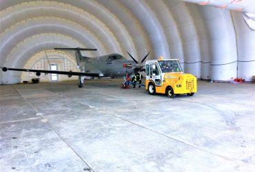Авиационный ангар