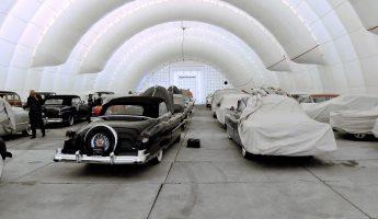 Ангар гараж для техники