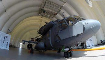 Ангар для ремонта авиации