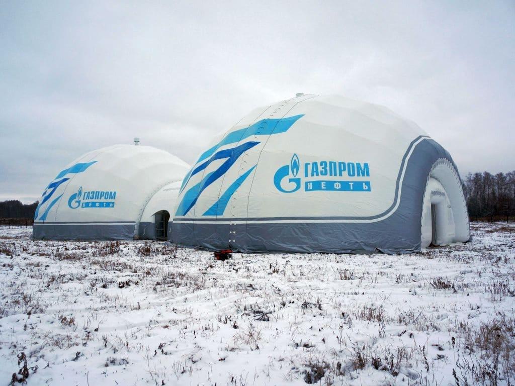 Общественный ангар Газпромнефть