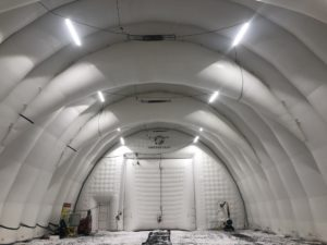 Мастерская для ремонта оборудования (480 кв.м.) НК «Роснефть»