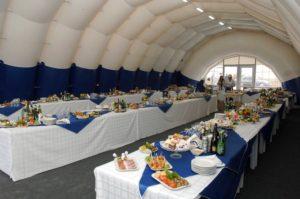 Мобильная столовая на 100 человек (200 кв.м) «Caravan Resources»