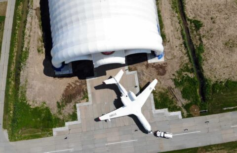 Aviation Rescue Center of EMERCOM of Russia
